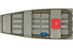 2015 - Tracker Boats - Topper 1036W Riveted Jon
