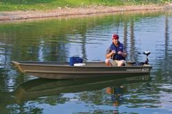 2015 - Tracker Boats - Topper 1232 Riveted Jon