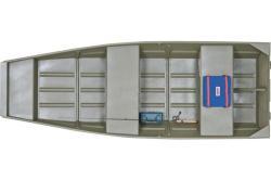2015 - Tracker Boats - Topper 1236W Riveted Jon