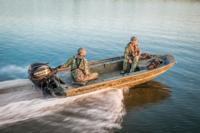 2017 - Tracker Boats - Grizzly 1548 MVX Sportsman