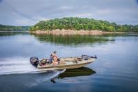 2017 - Tracker Boats - Grizzly 1648 MVX SC