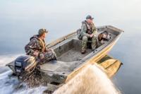 2017 - Tracker Boats - Grizzly 1654 MVX Sportsman