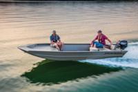 2017 -Tracker Boats - Grizzly 1754 MVX Jon