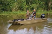 2017 - Tracker Boats - Grizzly 1860 MVX CC