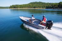 2017 - Tracker Boats - Guide V-16 Laker DLX T
