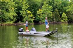 2017 - Tracker Boats - Pro 160