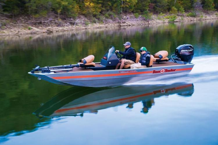 Research 2018 Tracker Boats Bass Tracker 40th