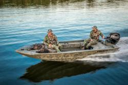2019 - Tracker Boats - Grizzly 1548 T Sportsman