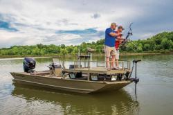 2019 - Tracker Boats - Grizzly 2072 CC Sportsman