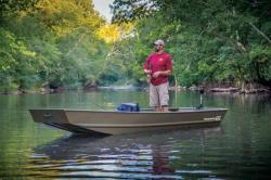 2019 - Tracker Boats - Topper 1542