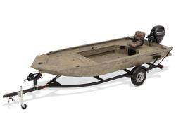 2020 - Tracker Boats - Grizzly 1654 T Sportsman