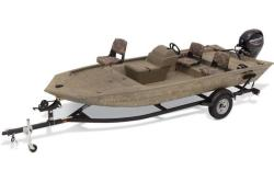 2020 - Tracker Boats - GRIZZLY 1754 SC