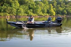 2020 - Tracker Boats - Panfish 16