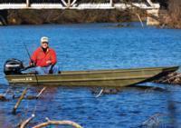 2020 - Tracker Boats - Topper 1436