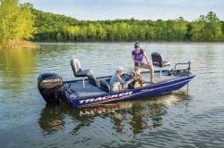 2021 - Tracker Boats - Pro 170