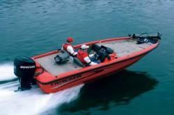 Tracker Boats Avalanche SC Bass Boat