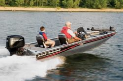Tracker Boats Pro Crappie 175 Jon Boat