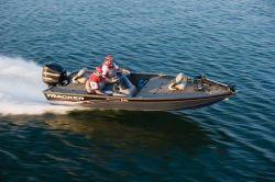 Tracker Boats Tournament V-18 Bass Boat
