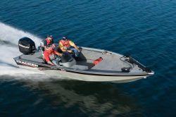 Tracker Boats Tournament V-18 All Fish Fishing Boat
