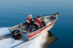 Tracker Boats Pro Guide V-16 WT Multi-Species Fishing Boat