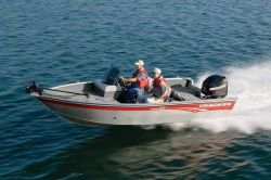 Tracker Boats Pro Guide V-17 SC Multi-Species Fishing Boat