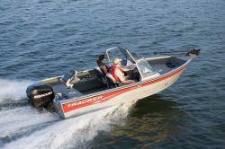 Tracker Boats Pro Guide V-17 WT Multi-Species Fishing Boat