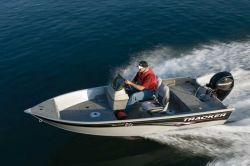 Tracker Boats Super Guide V-14 SC Multi-Species Fishing Boat