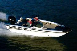 Tracker Boats Tundra 18 SC Multi-Species Fishing Boat