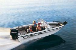 Tracker Boats Tundra 18 WT Multi-Species Fishing Boat