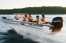 Tracker Boats Tundra 20 SPORT Multi-Species Fishing Boat