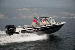 Tracker Boats H 1700 Multi-Species Fishing Boat