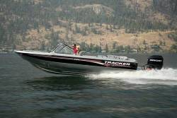 Tracker Boats H 2000 Multi-Species Fishing Boat