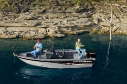 Tracker Boats Targa 165 SC Multi-Species Fishing Boat
