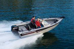 Tracker Boats Targa 165 WT Multi-Species Fishing Boat