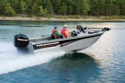 Tracker Boats Targa 175 SC Multi-Species Fishing Boat