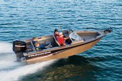 Tracker Boats Targa 175 Sport Multi-Species Fishing Boat