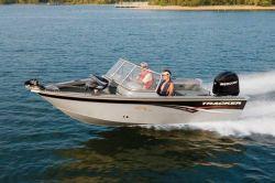 Tracker Boats Targa 175 WT Multi-Species Fishing Boat