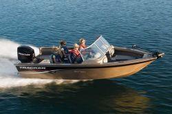 Tracker Boats Targa 185 SPORT Multi-Species Fishing Boat