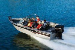 Tracker Boats Targa 185 WT Multi-Species Fishing Boat
