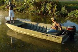 Tracker Boats Grizzly 1860 L AW Jon Boat