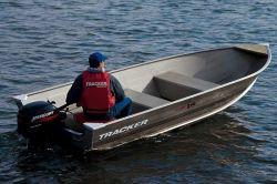 Tracker Boats Guide V14 Riveted Deep V Utility Boat