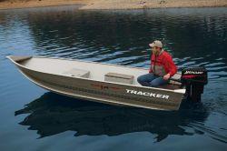 Tracker Boats Guide V14 Lite Utility Boat