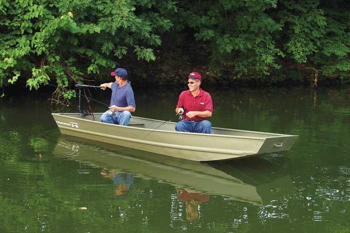 2007 Tracker Jon Boats Research