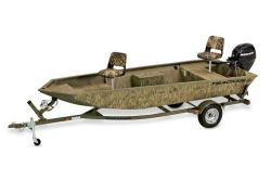 2008 - Tracker Boats - Grizzly 1648 T Blind Duck