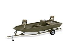 2008 - Tracker Boats - Grizzly 1754 CC
