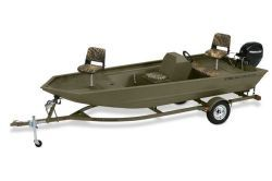 2008- Tracker Boats - Grizzly 1754 CC  All-Welded Package