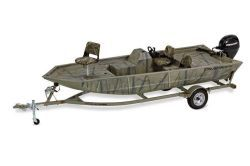 2008 - Tracker Boats - Grizzly 1754 SC Blind Duck Edition Packag