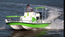 2019 - Tran Sport Boats - Baby Cat 160SC