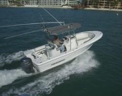 2009 - Triumph Boats - 235 CC