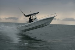 2010 - Triumph Boats - 215 Tournament Edition